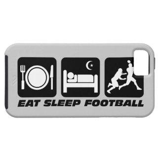 eat sleep football iPhone 5 cover