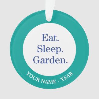 Eat. Sleep. Garden.