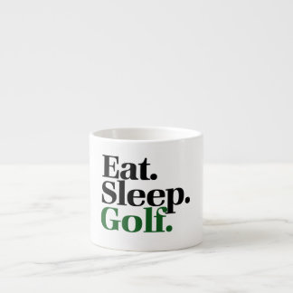 Eat. Sleep. Golf.