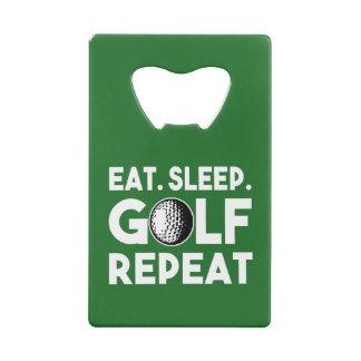 Eat Sleep Golf Repeat funny