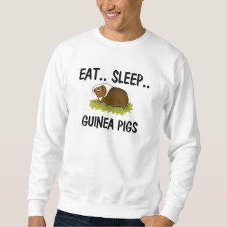 Eat Sleep GUINEA PIGS Sweatshirt