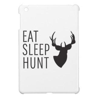 Eat Sleep Hunt iPad Mini Cover