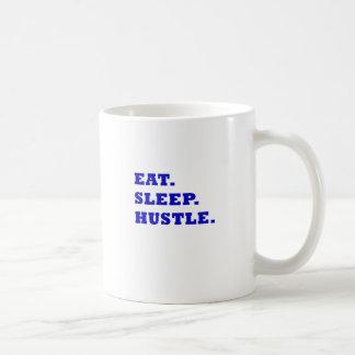 Eat Sleep Hustle Coffee Mug