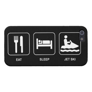 Eat Sleep Jet Ski Cases For iPhone 5