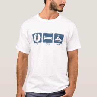 eat, sleep, jetski T-Shirt