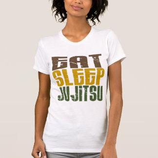 Eat Sleep Ju Jitsu 1 Shirt