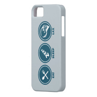 Eat Sleep Lax - iphone 5 cover