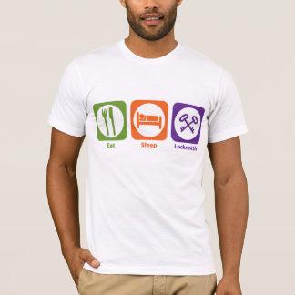 Eat Sleep Locksmith T-Shirt