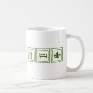 Eat Sleep... Mugs