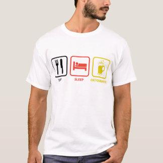 Eat Sleep Oktoberfest T-Shirt