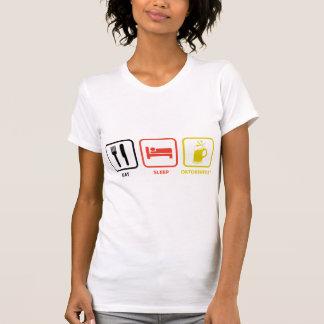 Eat Sleep Oktoberfest Shirt