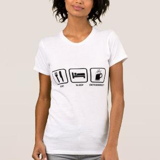 Eat Sleep Oktoberfest T Shirts