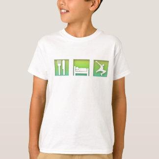 Eat, Sleep, Parkour Tee Shirt