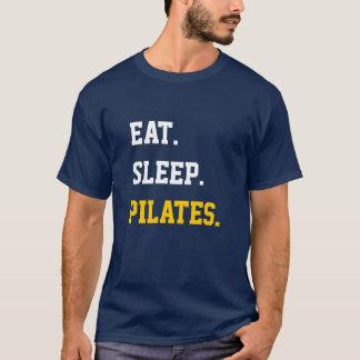 Eat Sleep pilates T-Shirt
