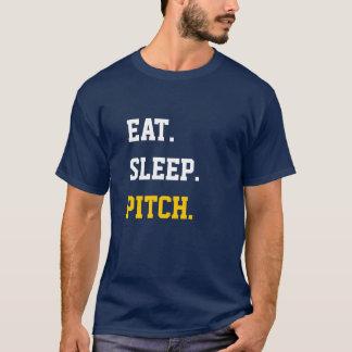 Eat Sleep Pitch T-Shirt