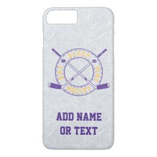 Eat Sleep Play Hockey iPhone 8 Plus/7 Plus Case