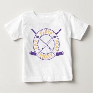 Eat, Sleep, Play Hockey Tee Shirt