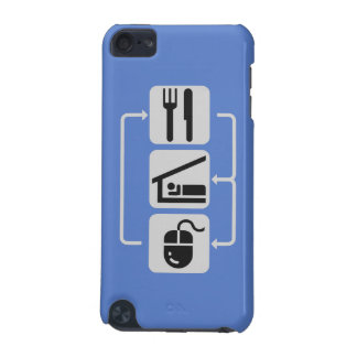 Eat, sleep, play iPod touch (5th generation) case