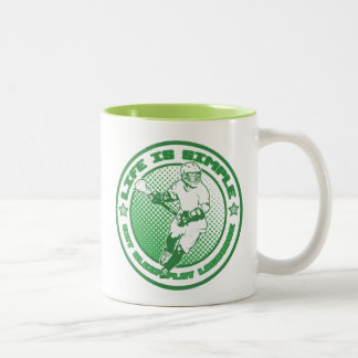Eat Sleep Play Lacrosse Mugs