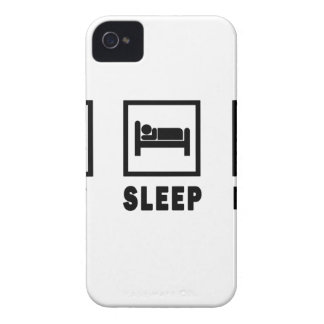 EAT SLEEP POOP iPhone 4 CASE