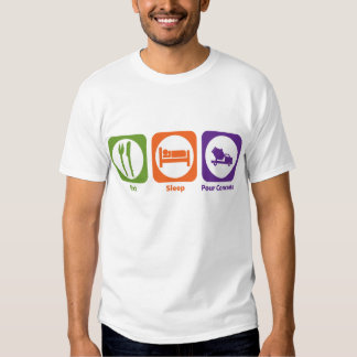 Eat Sleep Pour Concrete T Shirt