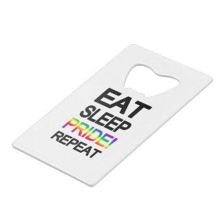 Eat sleep pride repeat