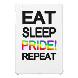 Eat sleep pride repeat iPad mini cover