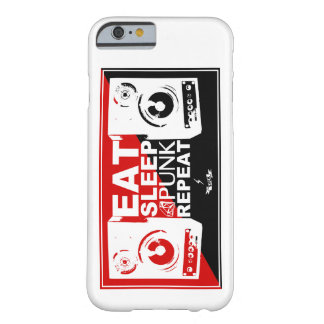 Eat Sleep PUNK Repeat. Barely There iPhone 6 Case
