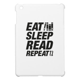 Eat Sleep Read Repeat Case For The iPad Mini
