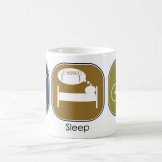 Eat Sleep Ride Coffee Mug