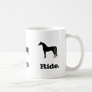 Eat. Sleep. Ride. Mug