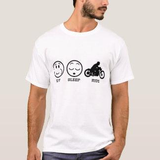 Eat Sleep Ride T-Shirt