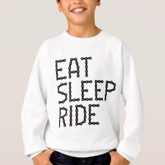 EAT-SLEEP-RIDE T-SHIRT