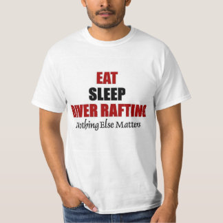 Eat sleep River Rafting T-Shirt