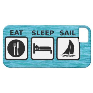 Eat Sleep Sail iPhone 5 Case