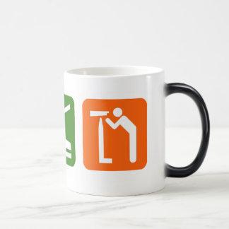Eat Sleep Sight Seeing Coffee Mug