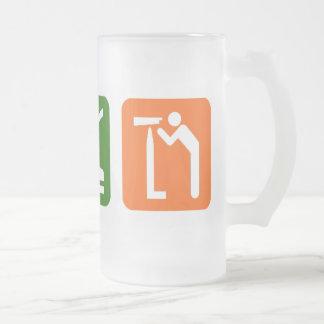 Eat Sleep Sight Seeing Coffee Mugs