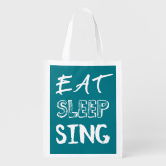Eat, Sleep, Sing Bag