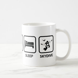 Eat Sleep Skydive Coffee Mug