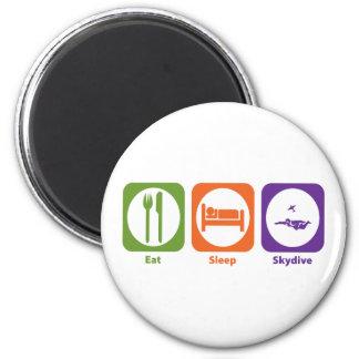 Eat Sleep Skydive Magnet