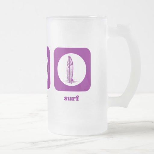 Eat. Sleep. Surf. Mug