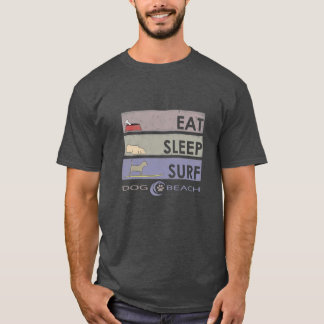 Eat, Sleep, Surf T-Shirt