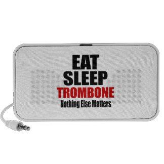 EAT SLEEP TROMBONE SPEAKER