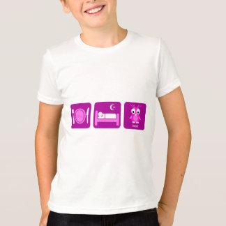 eat sleep tweet T-Shirt