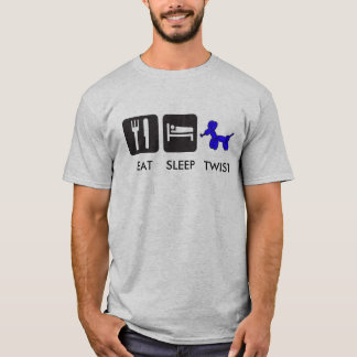 Eat Sleep Twist T-Shirt