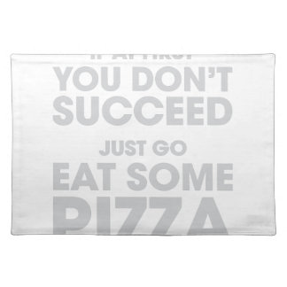 Eat Some Pizza Placemats