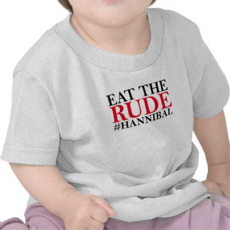 Eat The Rude Tee Shirt G png