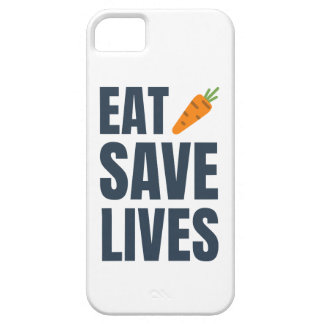 Eat Vegan - Save Lives Case For The iPhone 5