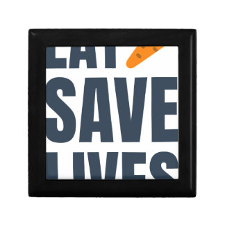 Eat Vegan - Save Lives Gift Box