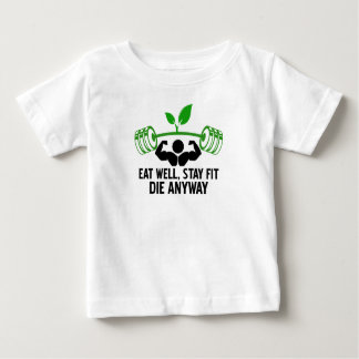 eat well baby T-Shirt